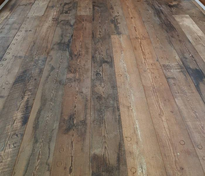 reclaimed rustic flooring finish