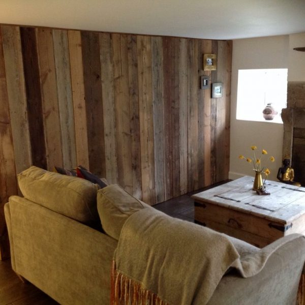 wooden cladding boards